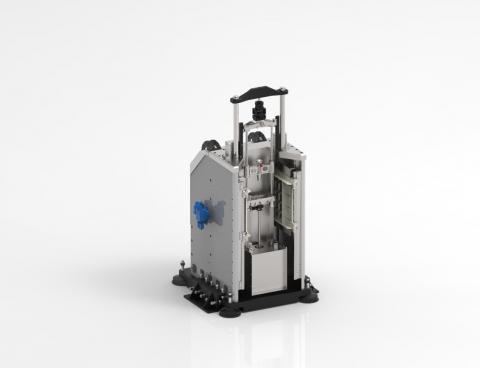 Shock Test Machine / Dyno Test Machine