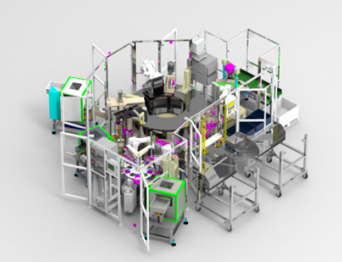 Assembly Cell
