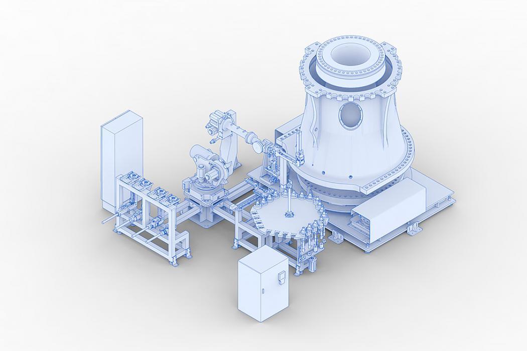 Ensamblado generador y multiplicador