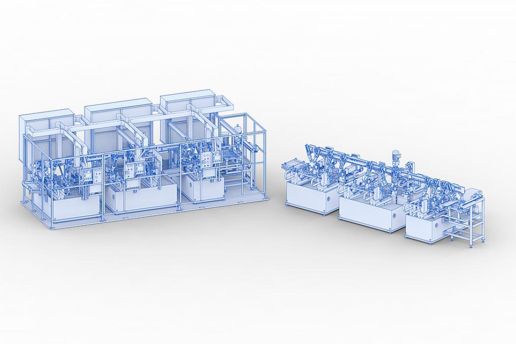 Máquinas mecanizado y control dimensional